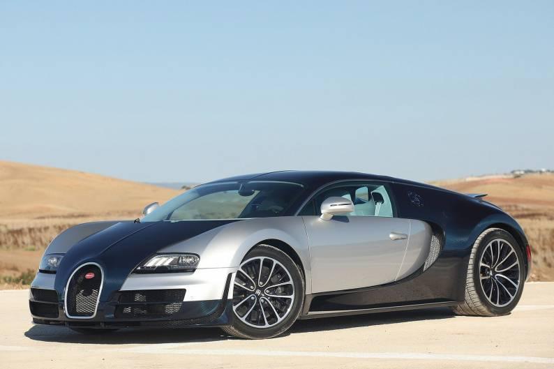Bugatti Veyron Super Sport review