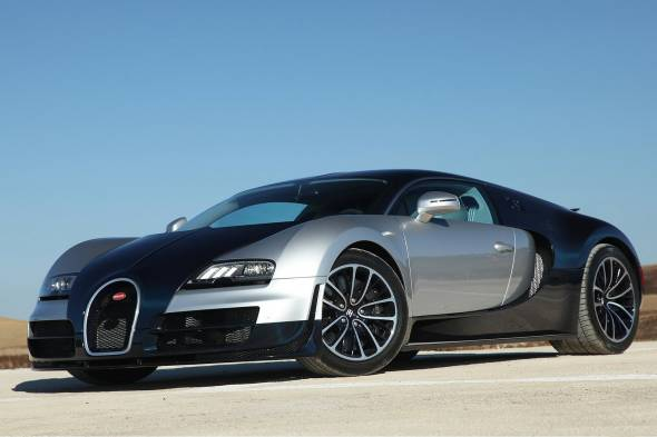 Bugatti Veyron Super Sport review