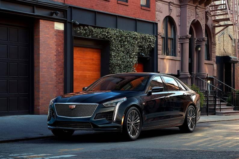 Cadillac CTS-V review