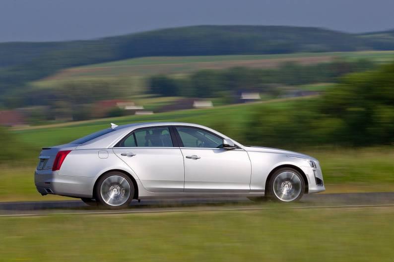 Cadillac CTS range review