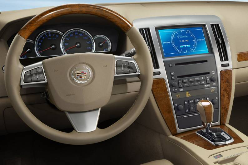 Cadillac STS review