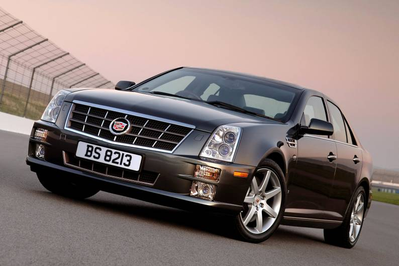 Cadillac Cts 2008 2013 Used Car Review Car Review Rac Drive