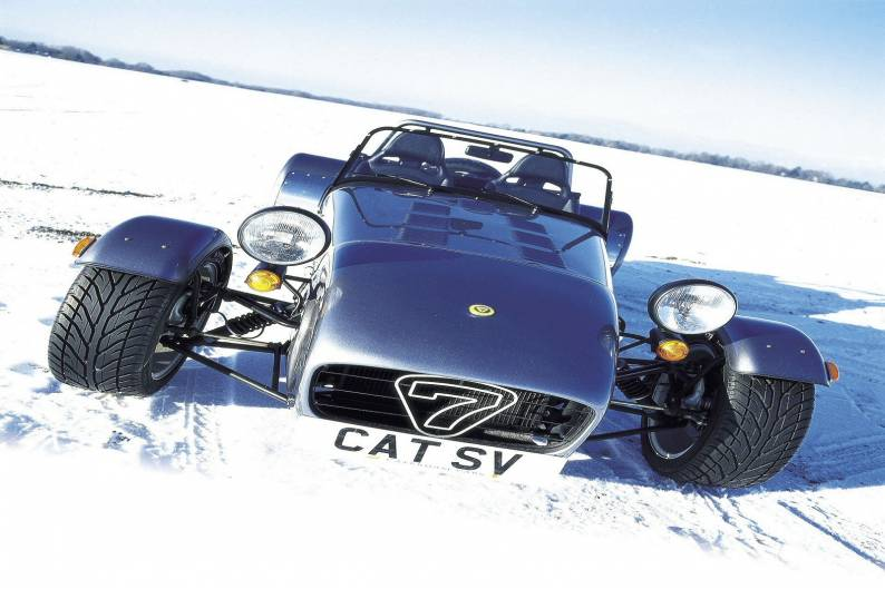 Caterham Roadsport SV Range review
