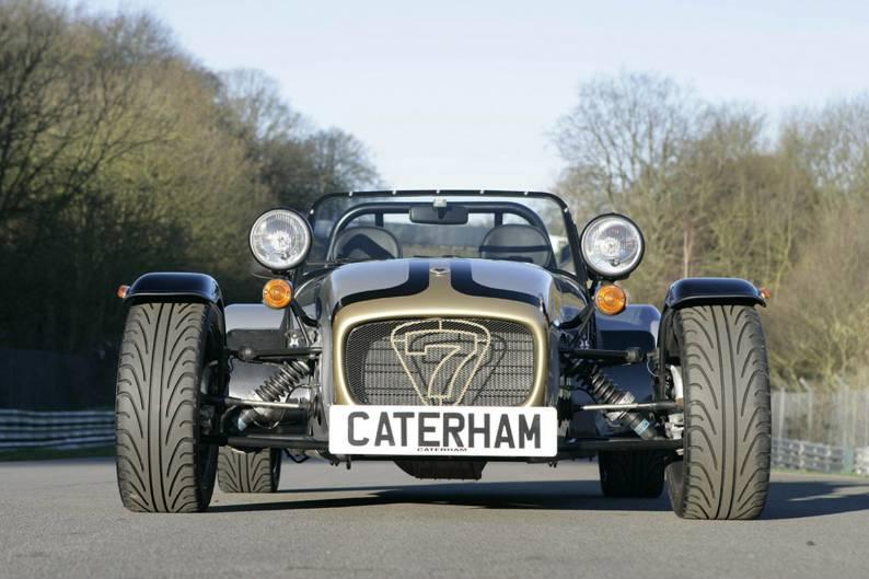 Caterham Seven Sigma 150bhp range review