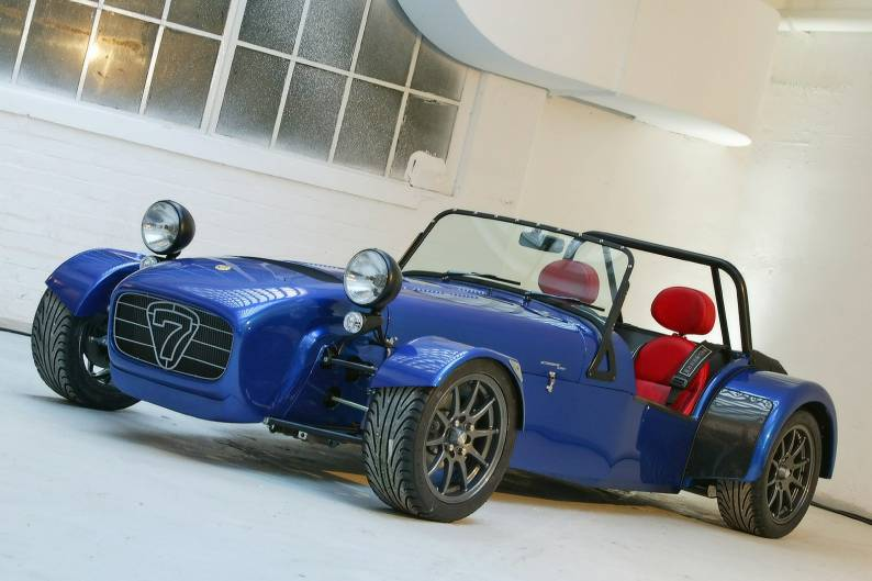 Caterham CSR 260 review