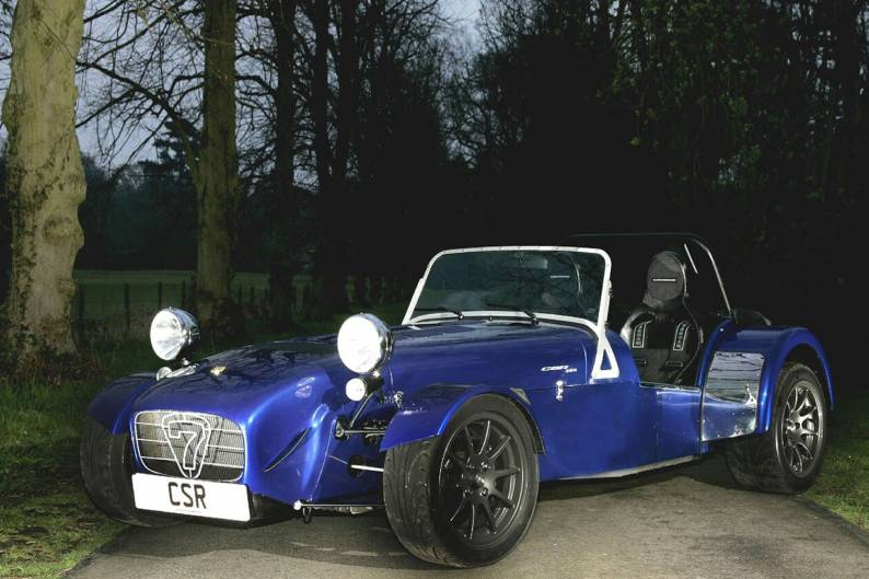 Caterham CSR Range review