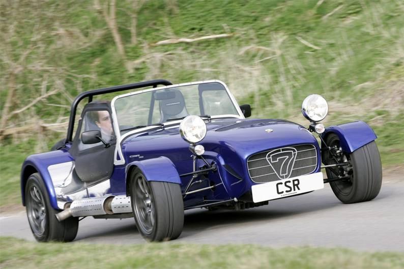 caterham csr 260 review car review rac drive. Black Bedroom Furniture Sets. Home Design Ideas