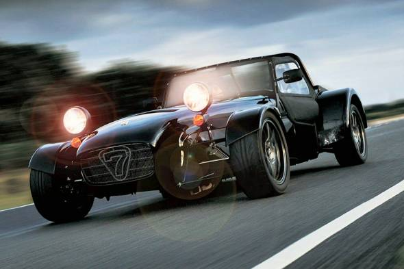 Caterham CSR review