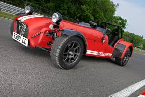 Caterham Superlight R300 review