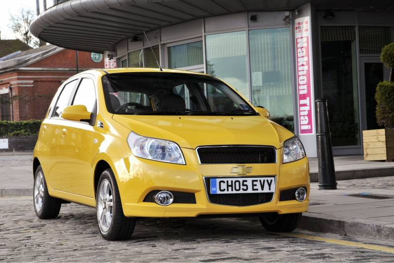 Chevrolet Aveo 2008 2012 Used Car Review Car Review Rac Drive