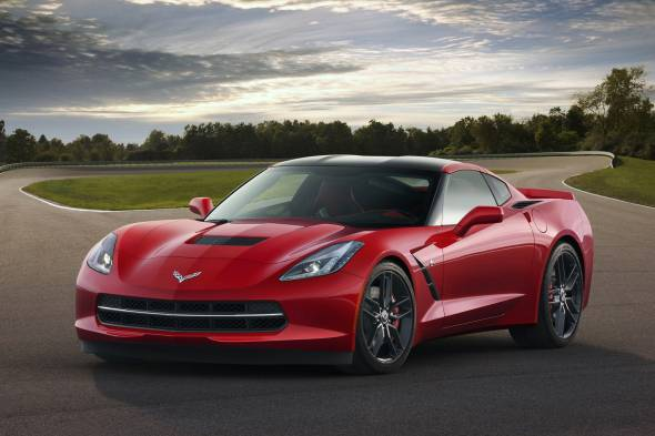 Corvette Stingray review