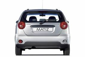 Chevrolet Matiz (2005 - 2010) used car review