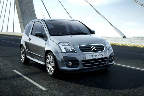 Citroen C2 (2003 - 2009) used car review