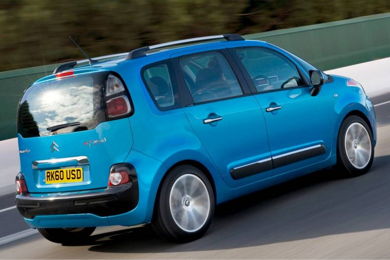 Citroen C3 Picasso - A Practical Choice?  review
