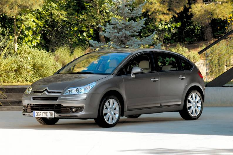 citroen c4 2004 2007 petrol diesel technical service manual