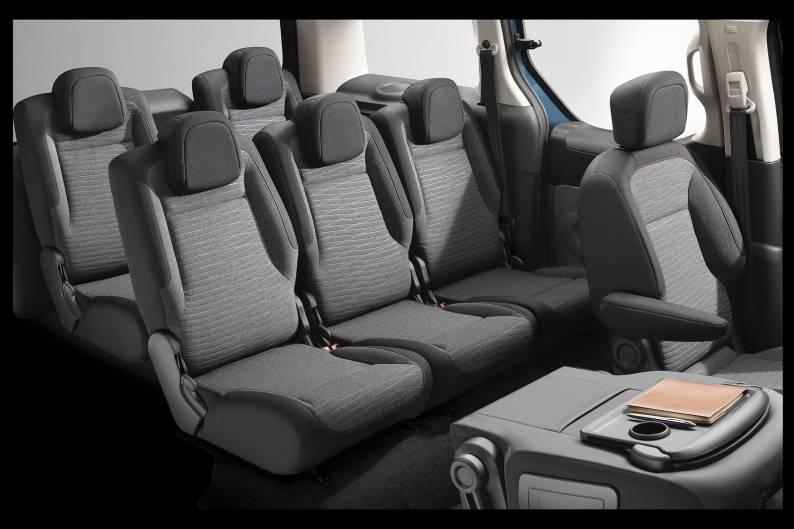 Citroen Berlingo Multispace 7 Seat Review Car Review
