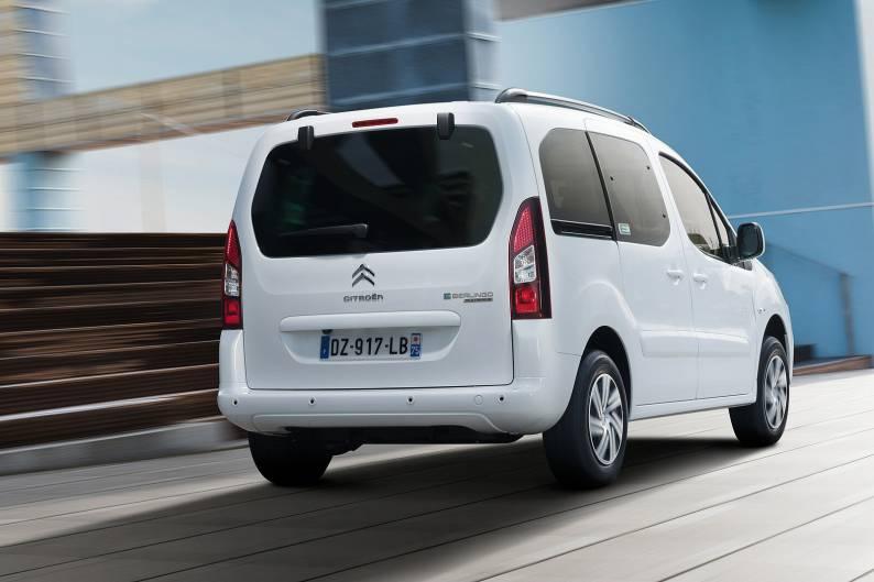 Citroen Berlingo Multispace review