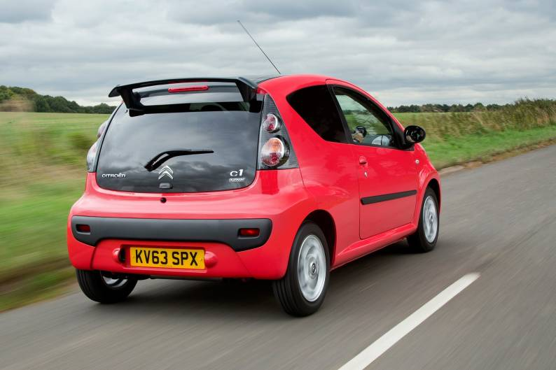 Citroen C1 2012 2014 Used Car Review Car Review Rac Drive