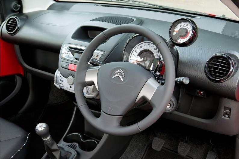 Citroen C1 (2012 - 2014) used car review