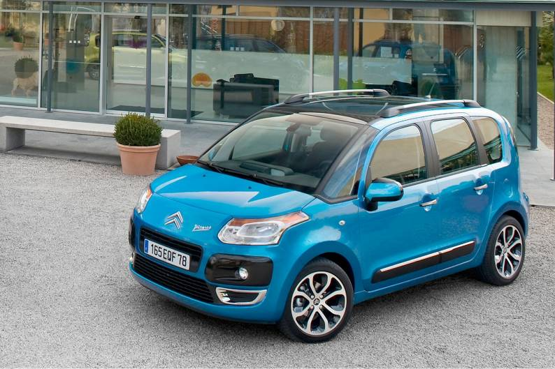 citroen c3 picasso 2009 2016 used car review car review rac drive. Black Bedroom Furniture Sets. Home Design Ideas