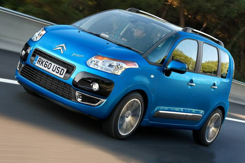 Citroen C3 Picasso (2009 - 2016) used car review