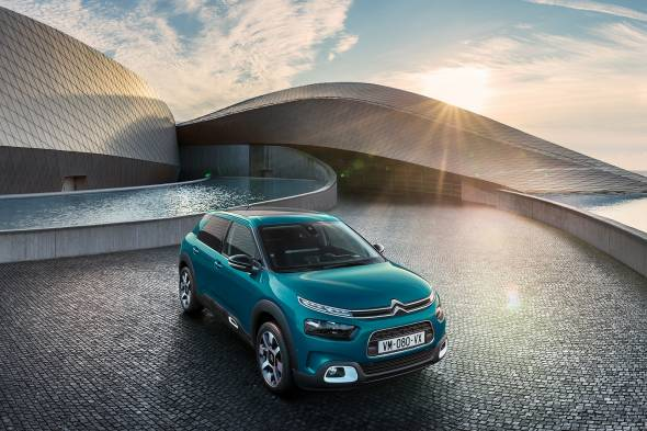 Citroen C4 Cactus review