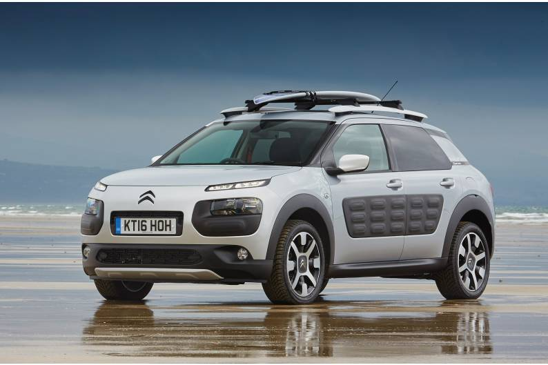 citroen c4 cactus rip curl review car review rac drive. Black Bedroom Furniture Sets. Home Design Ideas