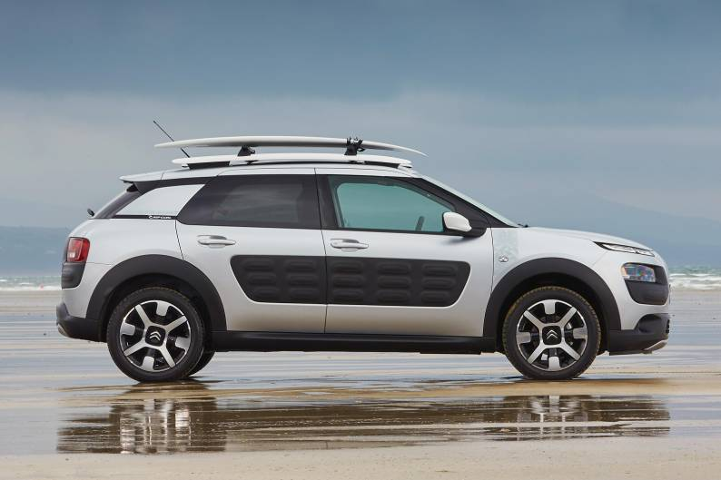 citroen c4 cactus rip curl review car review rac drive. Black Bedroom Furniture Sets. Home Design Ideas