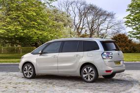 Citroen Grand C4 Space Tourer review
