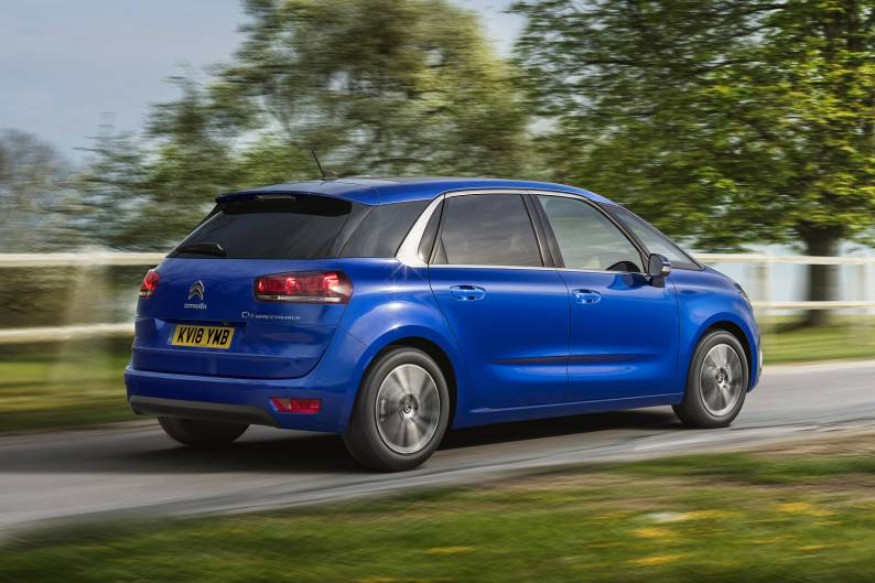 Citroen C4 SpaceTourer review | Car review | RAC Drive