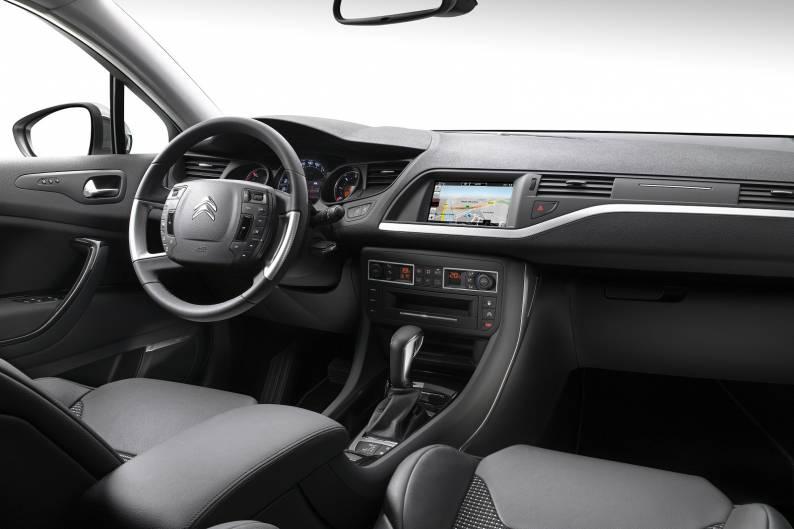 Citroen C5 review