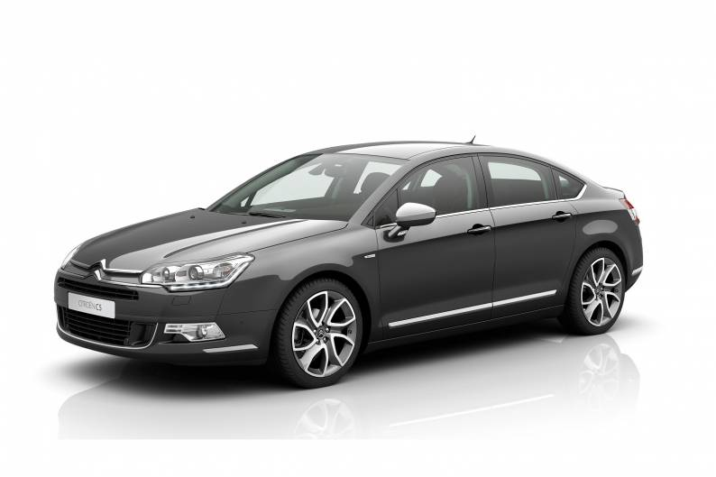 Citroen C5 BlueHDi 180 review