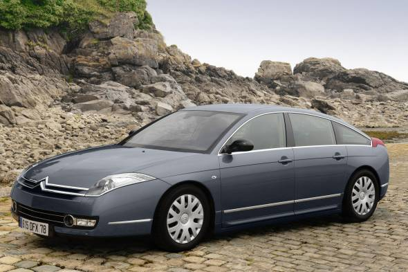 Citroen C6 (2005-2014) used car review