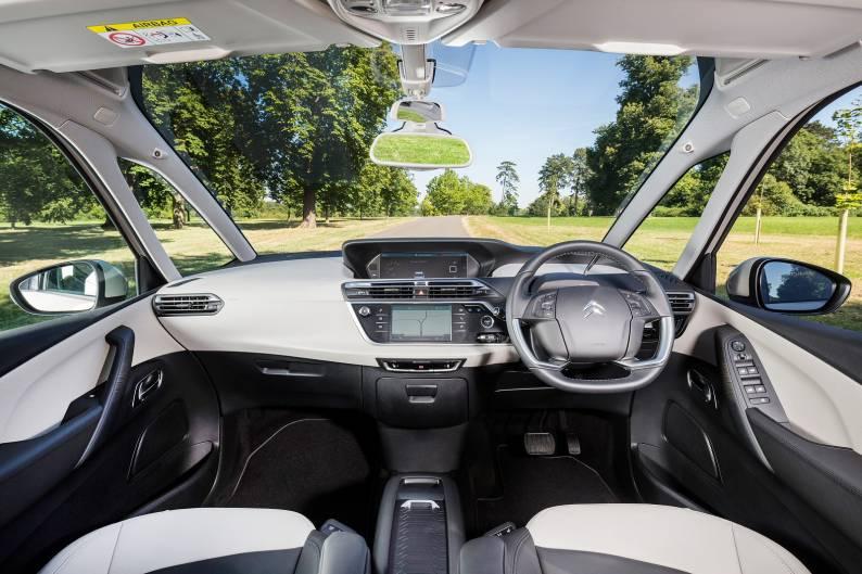 Citroen Grand C4 Picasso BlueHDi 120 EAT6 review