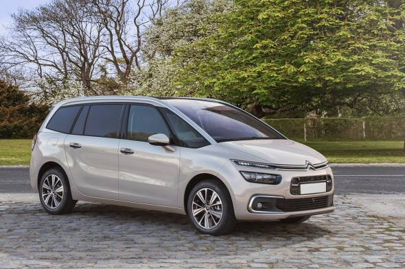 Citroen Grand C4 Space Tourer BlueHDi 160 review