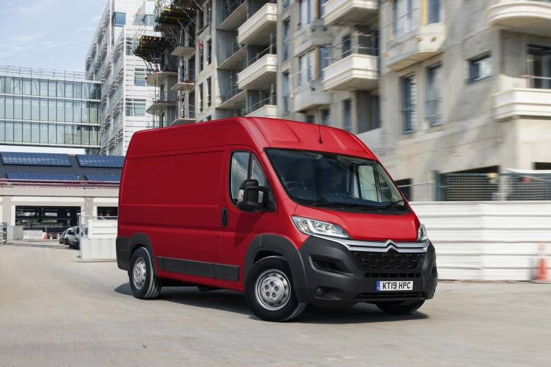 Citroen Relay review