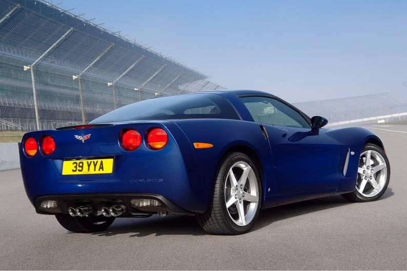 Chevrolet Corvette C6 (2005 - 2014) used car review