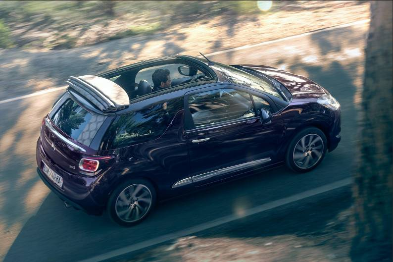 DS 3 Cabrio BlueHDi 100 review