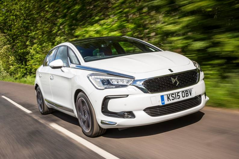 DS 5 Hybrid 4x4 200 review