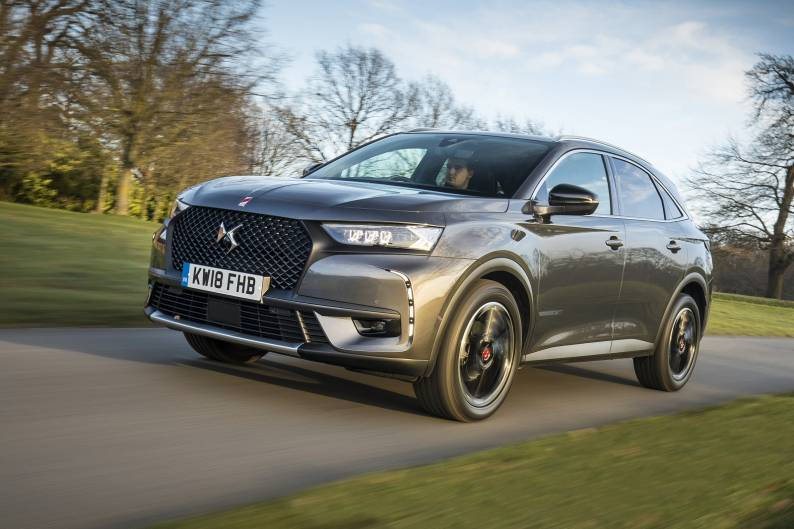 DS 7 Crossback review
