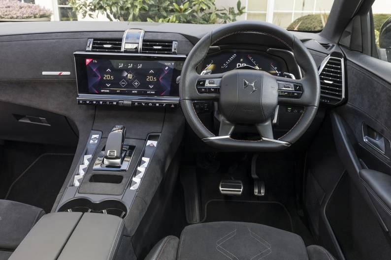ds7 crossback review car review rac drive. Black Bedroom Furniture Sets. Home Design Ideas