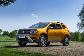 Dacia Duster 1.6 SCe 2WD review