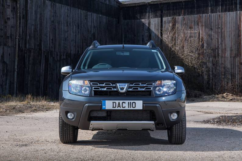dacia duster commercial review car review rac drive. Black Bedroom Furniture Sets. Home Design Ideas