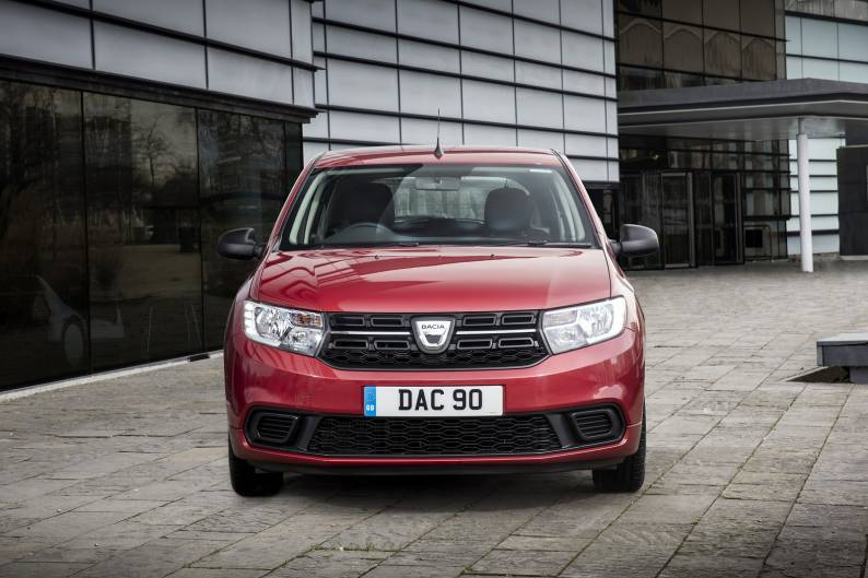 Dacia Sandero review