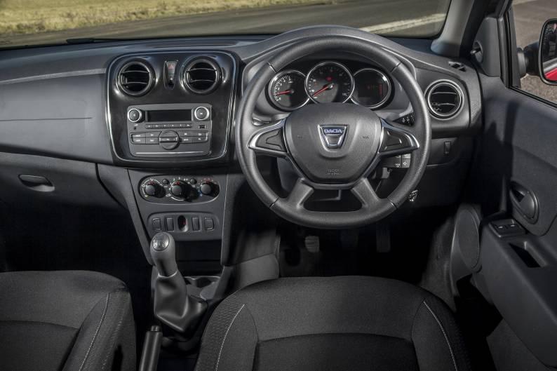 Dacia Sandero 1.0 SCe 75 review