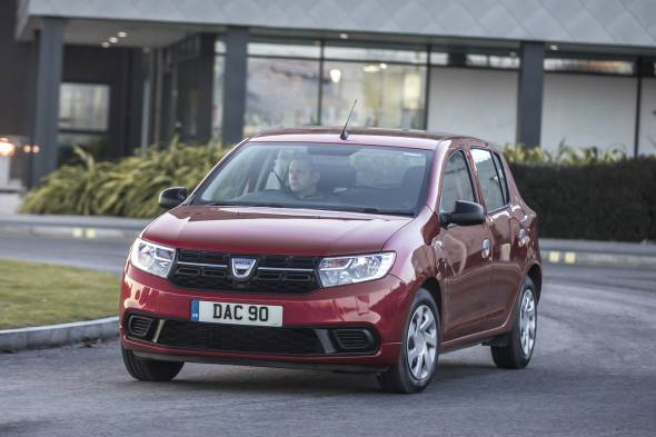 Dacia Sandero 1.0 SCe 75 review