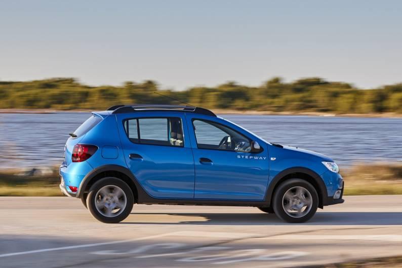 Dacia Sandero Stepway review