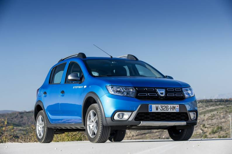 dacia sandero stepway review car review rac drive. Black Bedroom Furniture Sets. Home Design Ideas