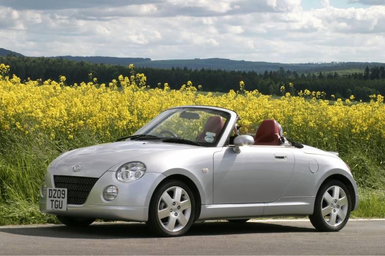 daihatsu copen 2003 2010 used car review car review rac drive rh rac co uk Daihatsu Mira Daihatsu Hijet