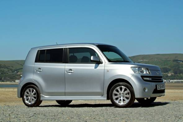 Daihatsu Materia (2009 - 2011) used car review